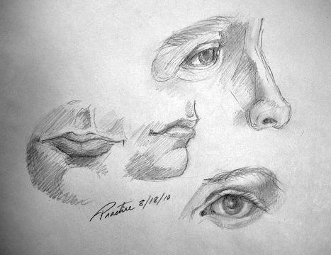 Practice © Britt Conley