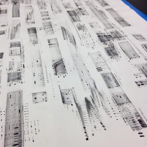 Music as data by Britt Conley