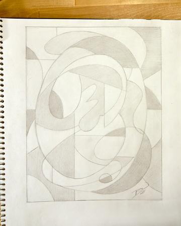 8/10/10 Drawing © Britt Conley