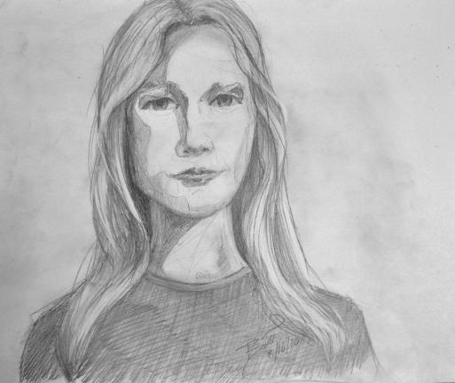 Portrait of a Woman © Britt Conley