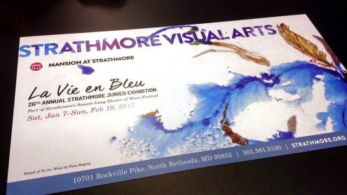 La Vie en Bleu at Strathmore Center for the Arts.