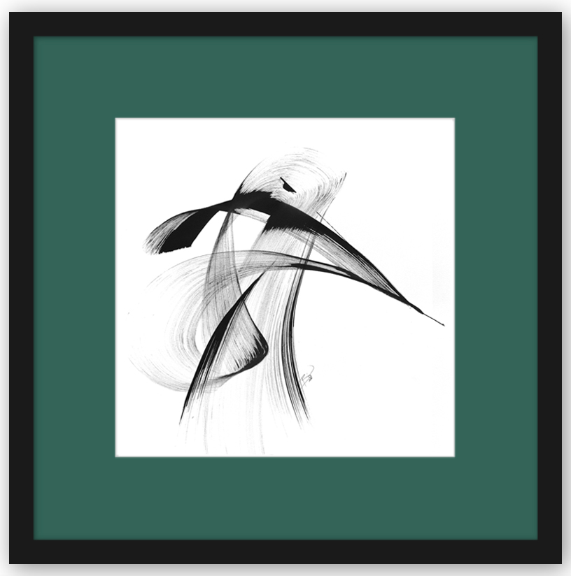 Framed Fine Art Print: Conductor Frederick Fennell